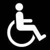 wheelchair-access symbol